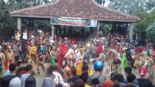 Leak Putra Rangda Live in Bergas kidul