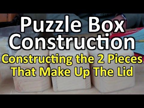 Soma Cube Wood Puzzle Box Steps 6 - 10
