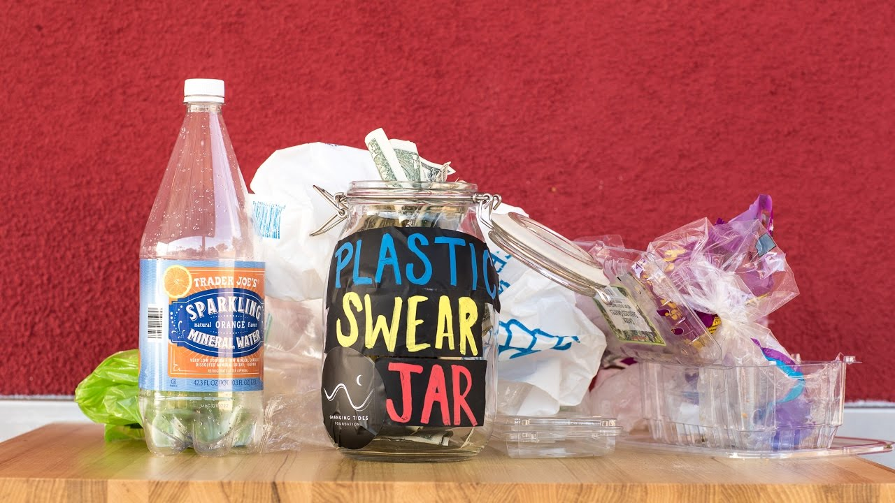 Swell Voyage Plastic Swear Jar Challenge