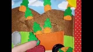 Рукотворні іграшки від переселенки з Шахтарська. 1 Ч.