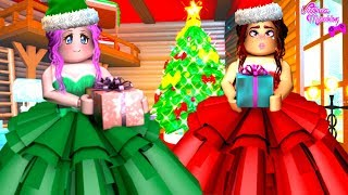 ROBLOX-CHRISTMAS presso la SCHOOL OF PRINCESSES (Royale High School)