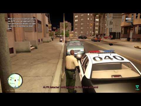 GTA IV - LCPDFR - 1.0C - EPiSODE 64 - LA COUNTY SHERIFF  POLICE PATROL