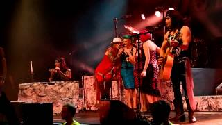 Steel Panther (feat. The Lounge Kittens): Girl from Oklahoma (Live Vienna 2015)