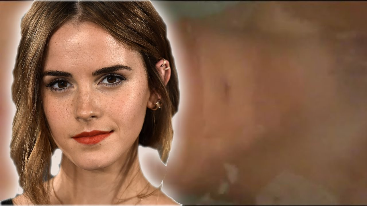 Can Emma watson naked boobs
