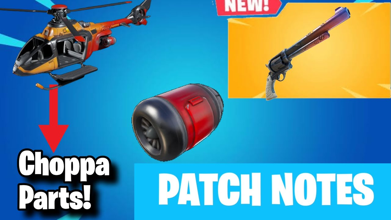Fortnite 1640 Patch Notes 1640update