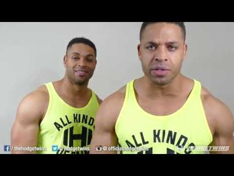 How to Stop Burning Sensation of Beta Alanine @hodgetwins