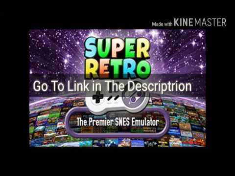 ✔Super Retro 16 Full apk Download Snes Emulator android FREE!!👍