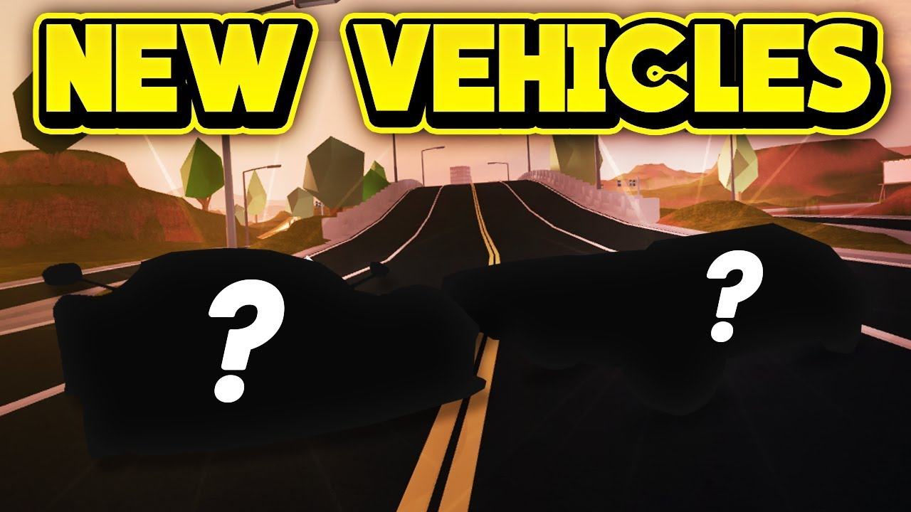 NEW FERRARI & MUSTANG NEXT UPDATE! (ROBLOX Jailbreak)