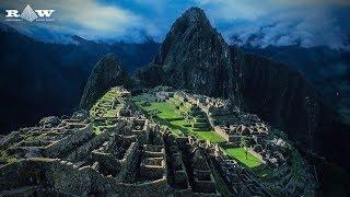 Machu Picchu - Une Autre Hypothèse