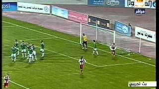 Goals game SHABAB AL ORDON   AL WEHDAT 1 2 , Jordan League 1 12 2012 ! Very bad referee !