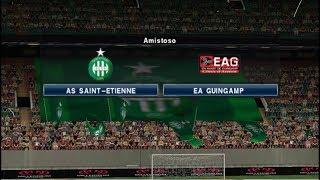 Saint-Étienne vs Guingamp - Goals & Highlights - Ligue 1