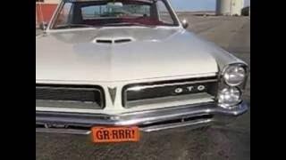 Old video of  my 1965 GTO idling.
