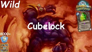 Hearthstone: Wild Cubelock #3: Witchwood (Bosque das Bruxas) - Wild Constructed