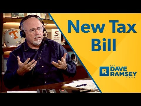How The New GOP Tax Bill Will Affect You