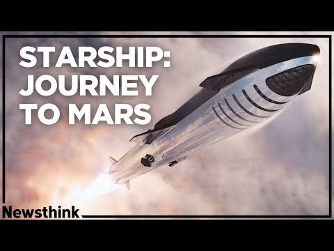 How SpaceX's Starship