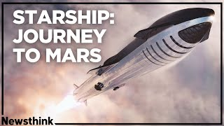 SpaceX's Starship: Journey to Mars