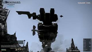 R9 Fury X Testing 32 : Final Fantasy XIV Heavensward benchmark.