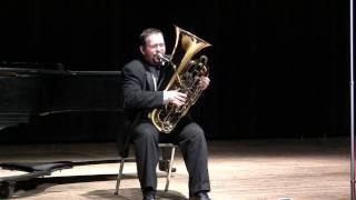 Penderecki - Capriccio for Tuba Solo