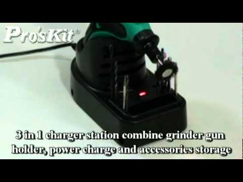 知名品牌寶工/宝工 Pro'sKit-PT-5721  Mini Grinder Set