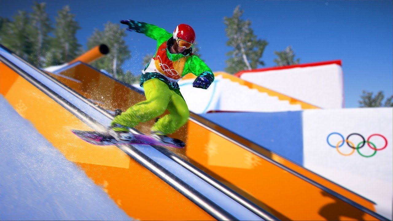maxresdefault A new trailer for Steep: Road to the Olympics is out   Check out whats new!