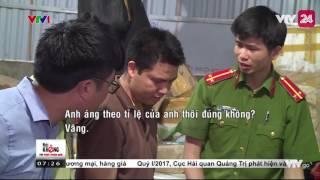 Triệt Phá Cơ Sở Sản Xuất Cua Xay Trộn Hóa Chất  - Tin Tức VTV24