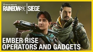 Rainbow Six Siege: Ember Rise Operators Gameplay and Gadget Starter Tips | Ubisoft [NA]