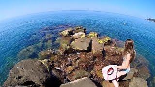 сочи лето море 2015(летний денёк., 2016-02-04T14:59:45.000Z)