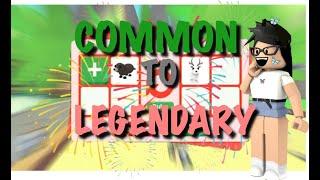 Common To Legendary!! Pt. 2