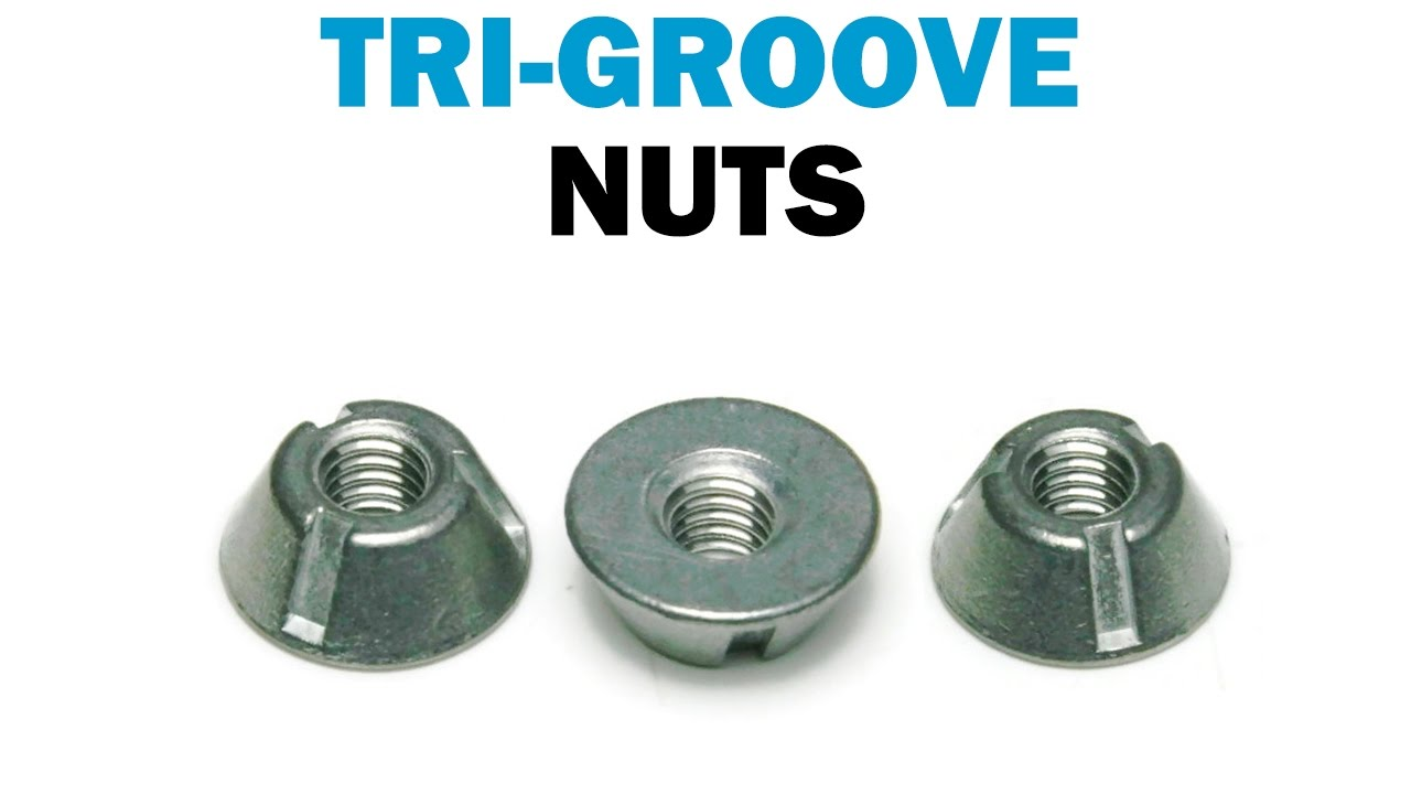 Installing And Removing Tri Groove Tamper Proof Security