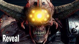 Doom Eternal - Doom Hunter Reveal Trailer QuakeCon 2019 [HD 1080P]