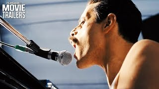 BOHEMIAN RHAPSODY Teaser Trailer NEW (2018) - Freddy Mercury Queen Biopic Movie