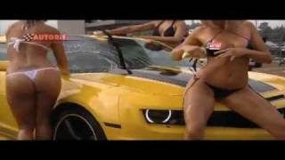 Hot Babes and Cars