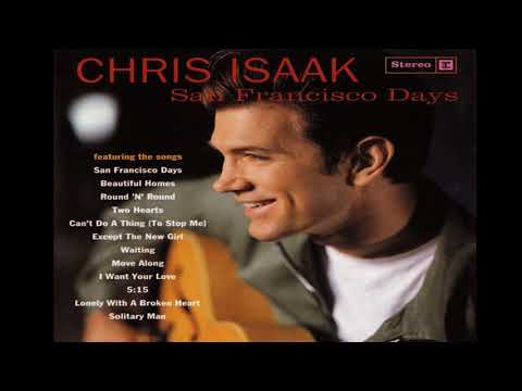 CHRIS ISAAK -Two hearts