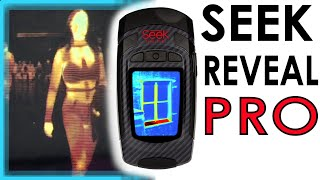 seek thermal reveal pro review thermal camera game changer