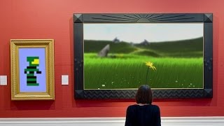 VIDEO GAMES are ART! Smithsonian Picks 2 Games for Permanent Collection