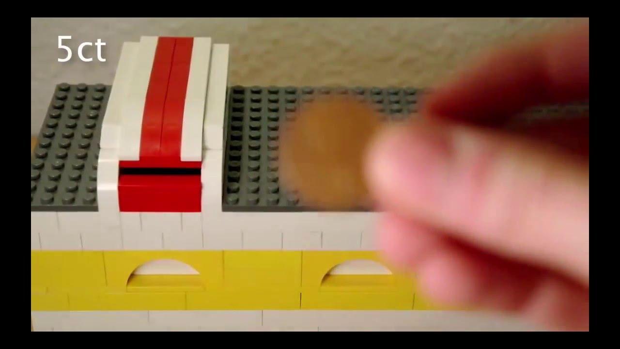 Lego Geldsortierer Teeskey Youtube