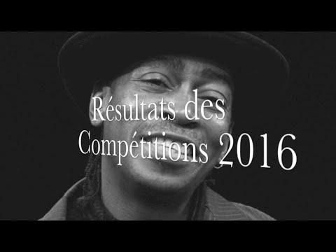 Journées Guimba National - Résultats des Compétitions 2016