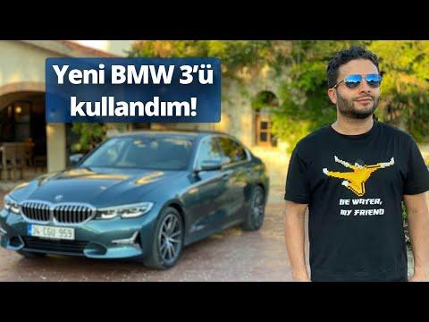YENİ BMW 3'E BİNDİM 🚗 (Çok Beğendim Ama çok Pahalı 🔥)