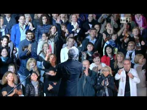 Capitani Coraggiosi - Baglioni & Morandi - La vita è adesso