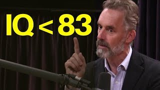 what does it mean to have an IQ less than 83 - Dr. Jordan Peterson & Dr. Richard Haier