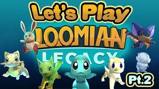🔴LIVE Lets Play Roblox Loomian Legacy DAY 2 avec JiG ET SPECIAL GUEST!?