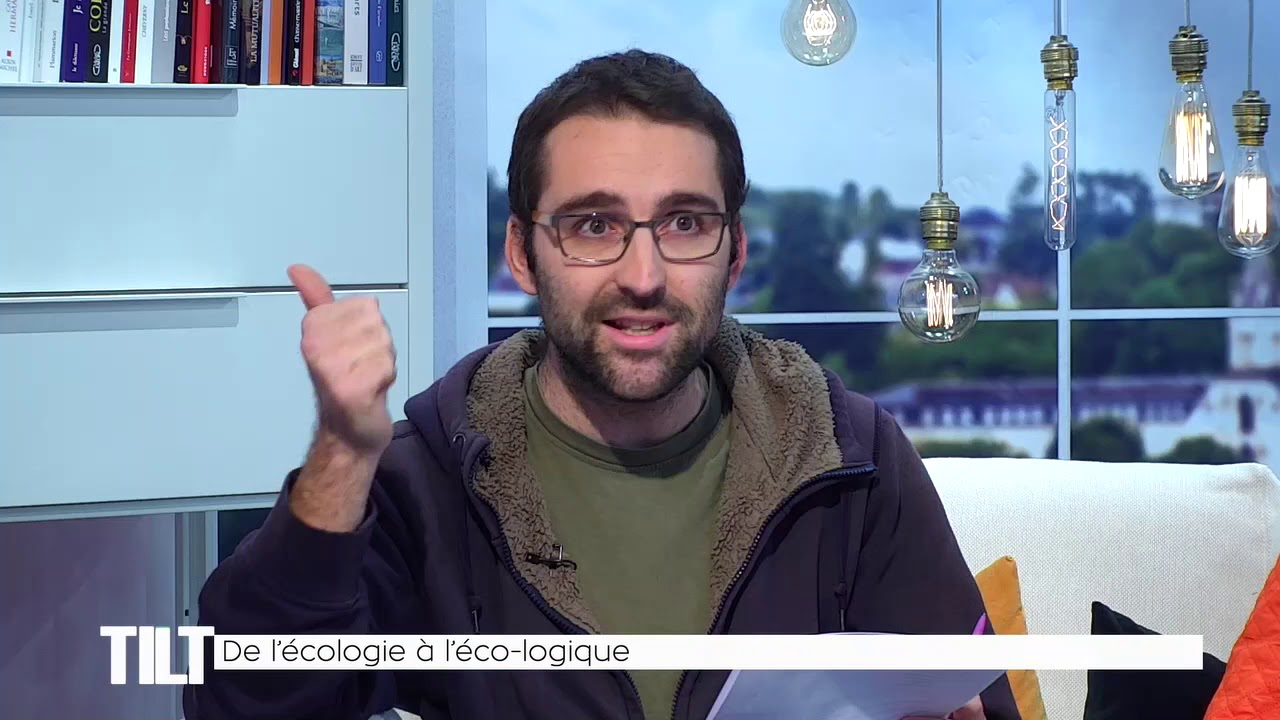 Chronique #3 - TV TOURS TILT - Grégoire Paquet Val de loire écotourisme