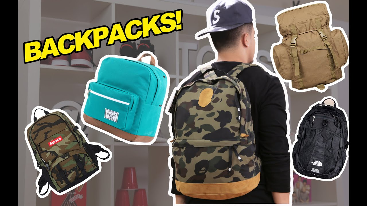 top 5 backpacks for back to school youtube