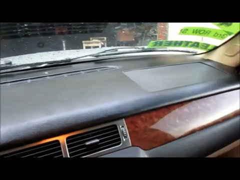 #DIY 2007 2008 2009 Chevy Suburban LTZ Dash Cap Installation