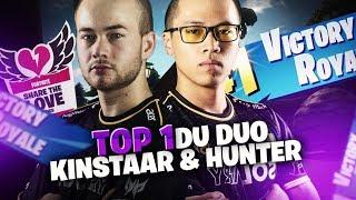 TOP 1 DU DUO KINSTAAR ET HUNTER - SHARE THE LOVE