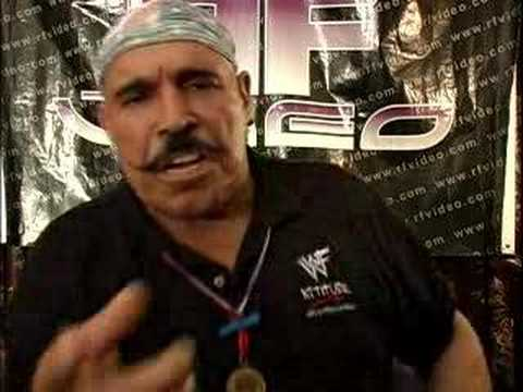 iron sheik interview very very funny