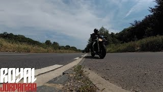 BMW S1000R Fly by
