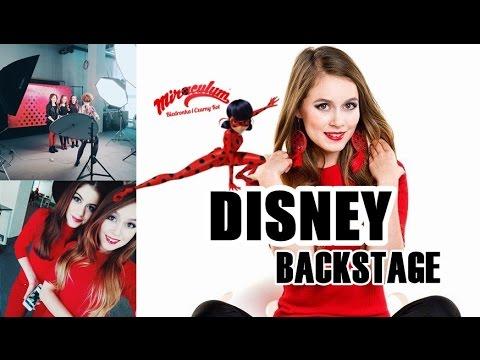 Sesja zdjęciowa dla Disney Polska