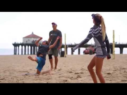 The Culture Of The Beach | Volleyball | Team USA Hometown Stories