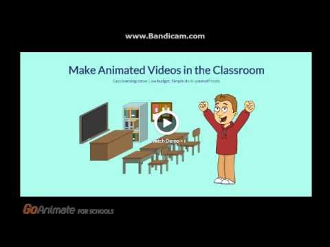 GoAnimate for Schools New Layout Rant - YouTube